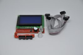 128×64 LCD Full Graphic Smart Display Controllerfor RepRap RAMPS 1.4 3D Printer