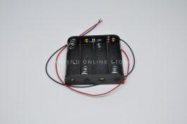 Battery Holder for 4AA Battery