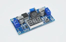 LM2596S Step-Down LED Voltmeter Module