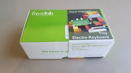 Arduino Kit – Tiny Electro Keyboard (faya-nugget kit)