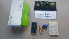 Arduino Kit – Leaf Starter Kit