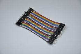 Jumper Wire 10cm (Male to Male)