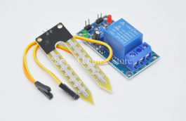 12V Soil hygrometer Humidity Detection Module / Moisture Monitoring Module /Automatic Watering Device Garden Sensor