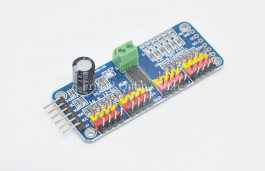 16 Channel 12-bit PWM/Servo Driver-I2C interface PCA9685 (for Arduino, Raspberry pi shield module servo shield)