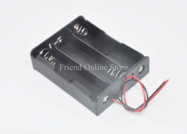 3 x 18650 Cell Box, Without Cover