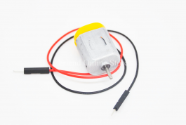 3V DC Motor with Wire