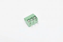 3pin Straight Pin Screw Terminal Block