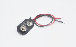 9V Battery Connector (10cm length)