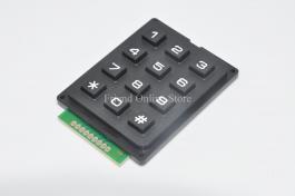 Black 4X4 Keyboard