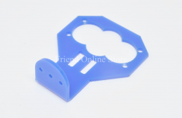 Cartoon Ultrasonic Sensor Bracket for HC-SR04