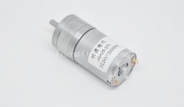 DC Gear Motor 25GA-370 (24V, 1360 RPM)