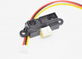 GP2Y0A21YK0F 10-80cm IR Distance Sensor + Cable
