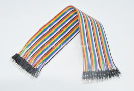 Jumper Wire 30 cm (Male – Male) 40 Pin