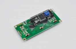 16×2 LCD Display IIC/I2C Blue Backlight (LCD Display with IIC/I2C Module)