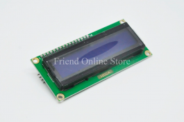 16×2 LCD Display IIC/I2C Blue Backlight (LCD Display with IIC/I2C Module)