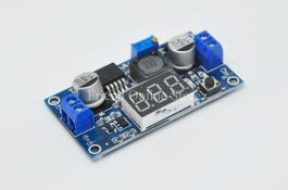 LM2577 DC-DC Digital Voltmeter Booster Module