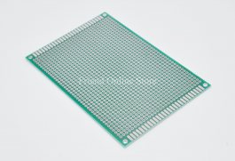 Universal / Prototype / PCB Board 8×12 cm (double-sided)