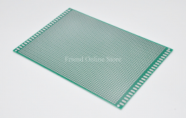 Universal / Prototype / PCB Board 12×18 cm (double-sided)