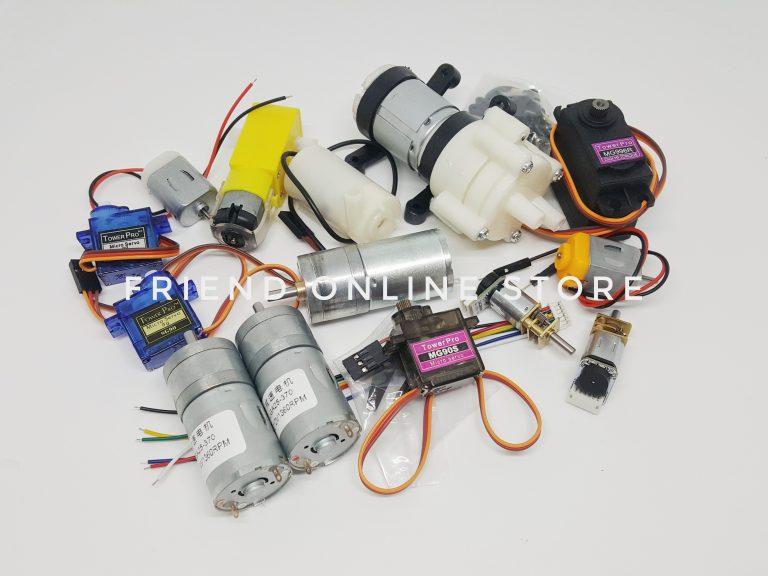 Sensors, Modules (1)