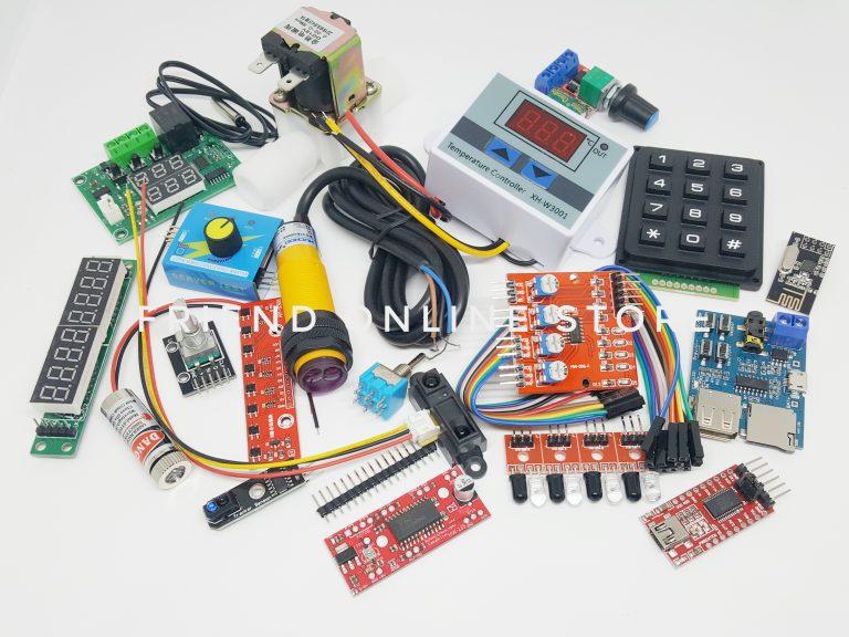 Sensors, Modules (2)