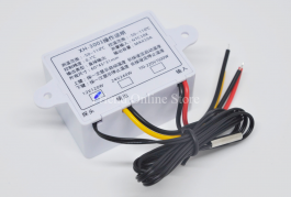 XH-W3001 DC 12V 120W Digital Temperature Controller Microcomputer Thermostat Switch