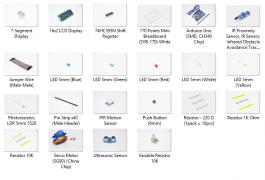 Arduino Mini Starter Kit 2