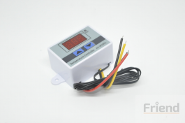 XH-W3001 DC 220V 1500W Digital Temperature Controller Microcomputer Thermostat Switch